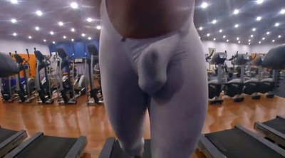 Muscle daddy, Gay daddy, Gym daddy, Ass show