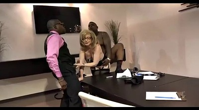 Threesome, Nina hartley