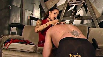 Femdom, Spanked, Whipping