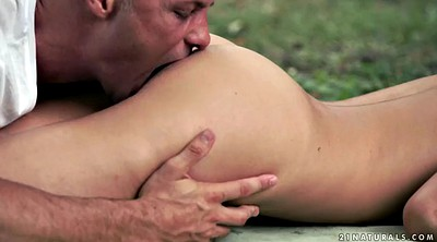 Anal orgasm, Outdoor anal