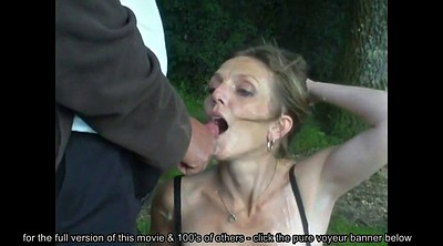 Dogging, Cum shot