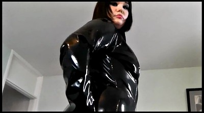 Latex, Foot slave, Latex femdom, Dominatrix, Latex foot, Humiliation