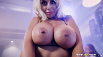 Bridgette b, Xander, Blond big tits, Milf seduce