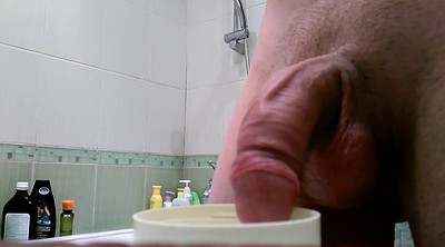 Milking, Gay massage, Handjob cum