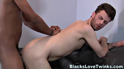 Twink, Gay interracial