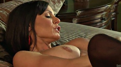 Kendra lust, Hot, Rough handjob