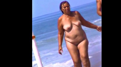 Beach, Spy, Saggy, Mature compilation, Huge compilation