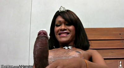 Big cock, Hair, Transsexual