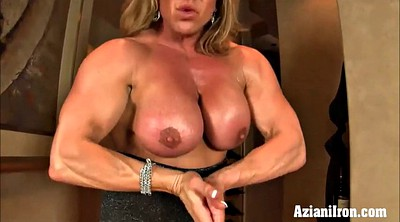 Huge dildo, Strong, Sports, Strong girl, Milf fit, Dildo compilation