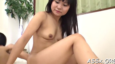 Japanese group, Anal group, Live sex