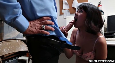 Office, Teen pussy