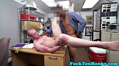 Office, Office anal, Straight, Anal office
