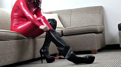 Boots, Hh, Catsuit