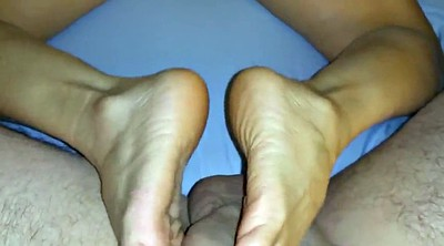 Foot, My wife