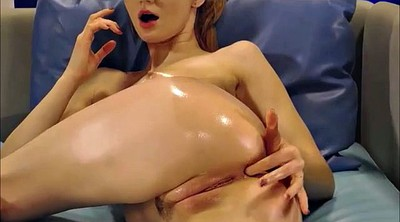 Oiled anal, Oiled ass