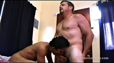 Dad, Alex, Asian daddy, Asian old, Old dad, Old fuck young