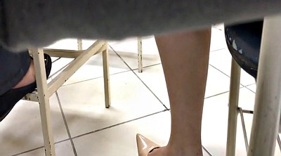 Brazilian feet, Candid, Shoeplay, Tatoo, Candid foot, Candid feet