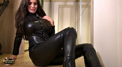 Suit, Stun, Milf leather, Milf german, German feet