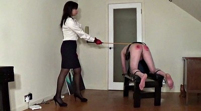 Spanked, Miss, Hard spanking