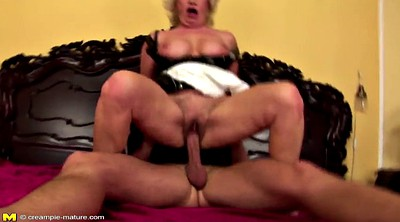 Granny creampie, Old creampie, Mature creampie, Mature and young, Hairy mature