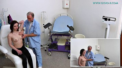 Gyno, Funny, Doctor exam, Anal sex, Gynecology, Old doctor