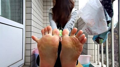 Chinese teen, Chinese foot, Chinese teens