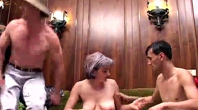 Granny anal, Anal granny, Mature double