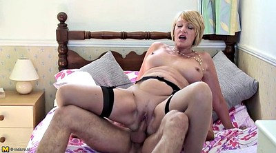 Old mature, Mom amateur