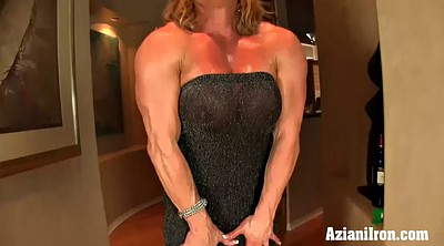 Mature solo, Muscle girls, Muscle girl