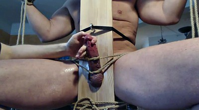 Edging, Edging handjob, Edged, Gay bondage, Milking cock, Gay edging