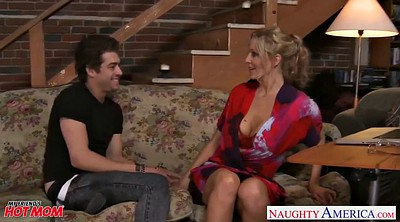 Julia ann, Blonde mom