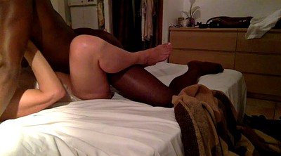 Cuckold creampie, Interracial wife, Interracial creampie