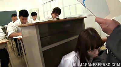 Glasses, Asian gangbang, Asian glasses, Shoot, Asian teacher, Glasses handjob