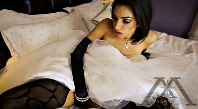 Stockings hd, Glove, Ebony stockings