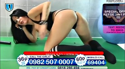 Big tits solo, Fox, Babestation