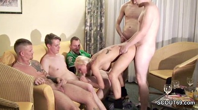 Private, Office gangbang