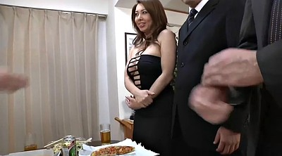 Japanese mom, Asian mom, Chubby milf, Chubby mom