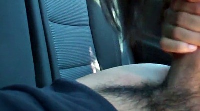 Car, In the car, Car blowjob, Asian car