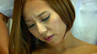 Oil, Japanese breast, Breast, Asian milf, Subtitle, Massage japanese
