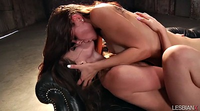 Tori black, Leather, Clothed, Aidra fox, Tory black, Tori black lesbian