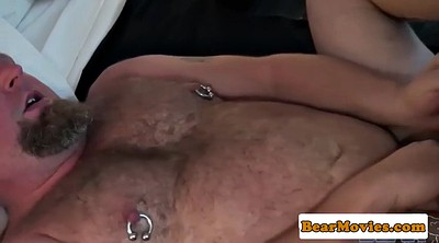 Bear, Chubby bear, Mature hairy anal, Mature gay, Mature close up, Hairy gay