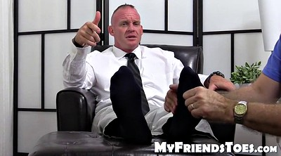 Boss, Foot worship