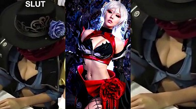 Asian cosplay, Asian compilation