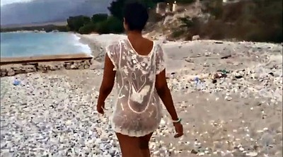 Public flashing, Wife blacked, Nude beach