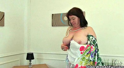Fox, Milf mature, English