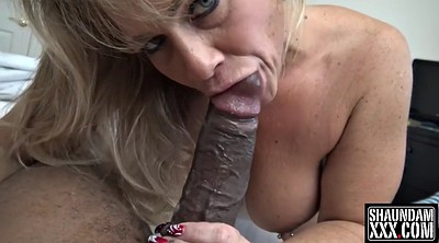 Mature blowjob, Interracial mature, Granny's