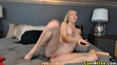 Webcam solo, Tight pussy