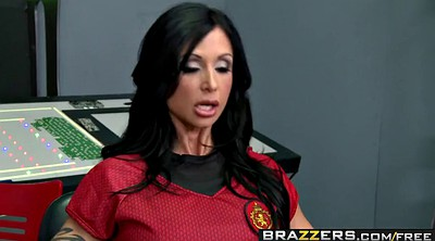 Brazzers, Titty creampies
