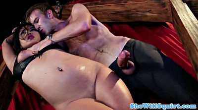 Asian bondage, Swings, Swing