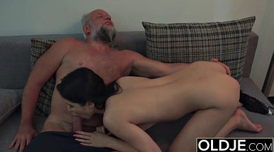 Young and old, Pussy licking